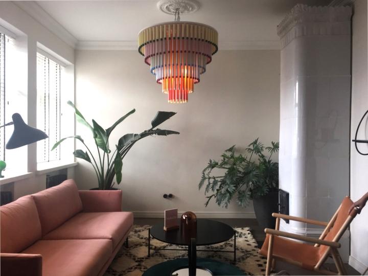 Asuntomessujen parhaat: olohuoneet