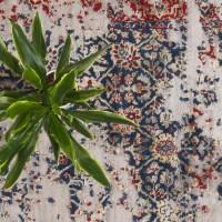 Tarinoita modernien itämaisten mattojen takaa