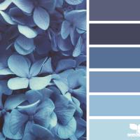 Värianalyysi: Sininen