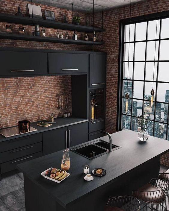Kuukauden tyylisuunta: loft/industrial