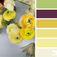 Värianalyysi: keltainen