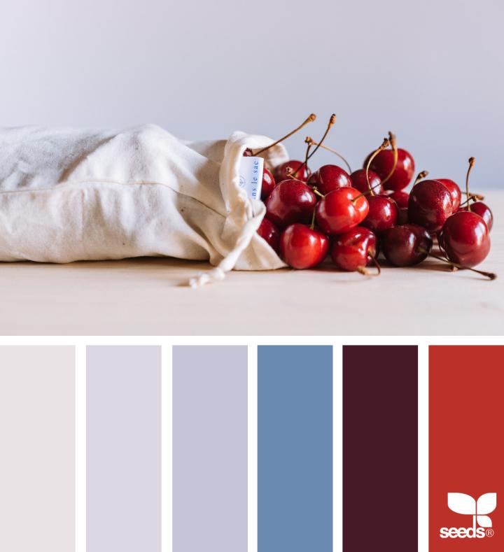 Värianalyysi: punainen