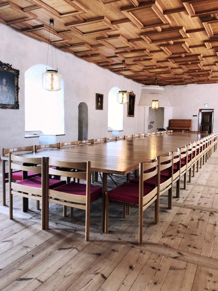 Carin Bryggman -näyttely Turunlinnassa