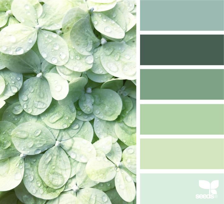 Värianalyysi: vihreä