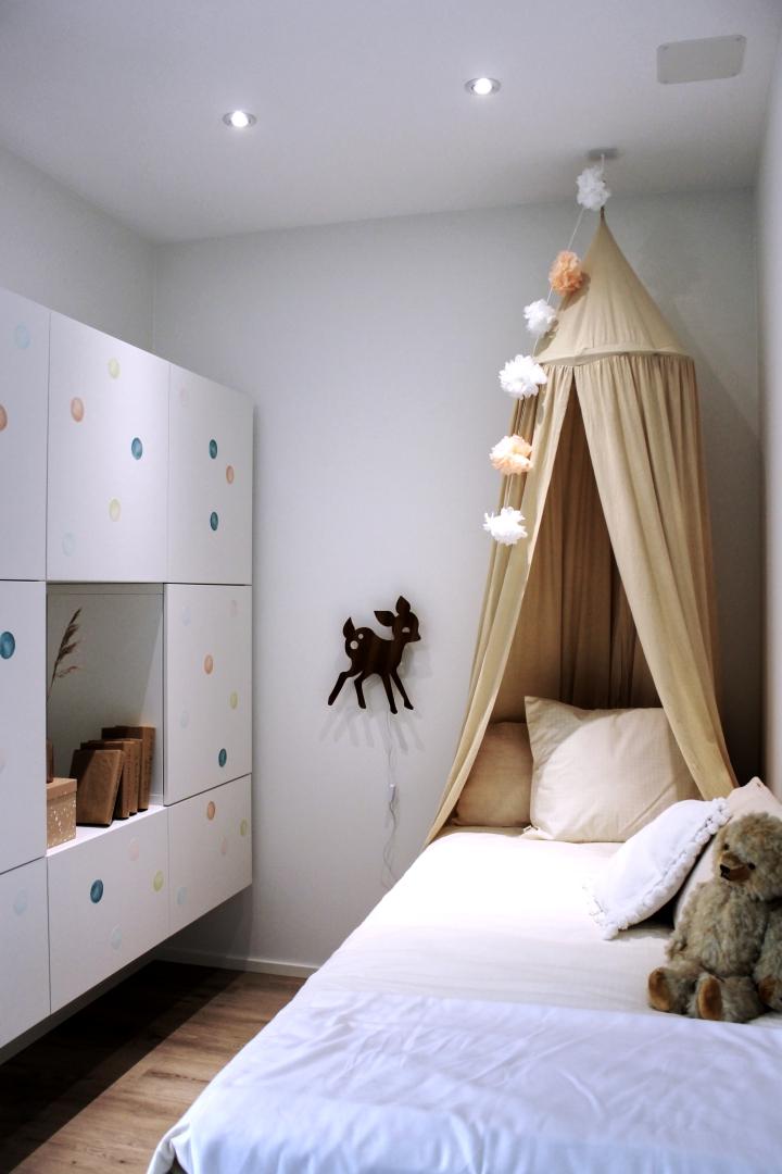 Inspiraatiota lastenhuoneen sisustukseen